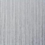 silver grey linear textured wallpaper