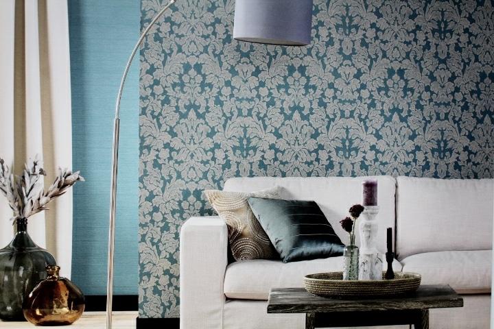 classic motif wallpaper