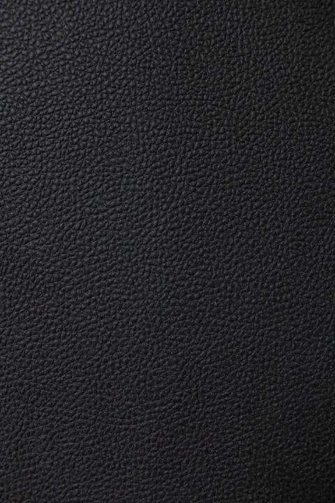Black Faux Leather Wallpaper COS576G078