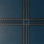 cobalt blue leather look wallpaper