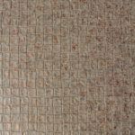 bronze look mosaic wallpaper