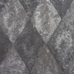 diamond pewter textured wallpaper