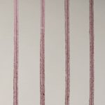 red narrow striped wallpaper