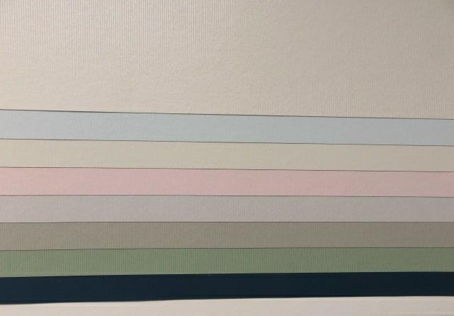 narrow stripe wallpaper