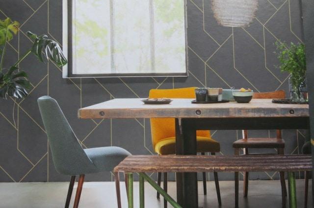 slate effect wallpaper