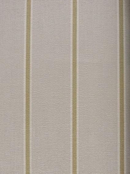 neutral and matt gold feature wallpaper