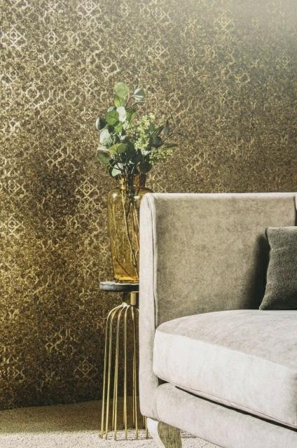 gold classical wallpaper